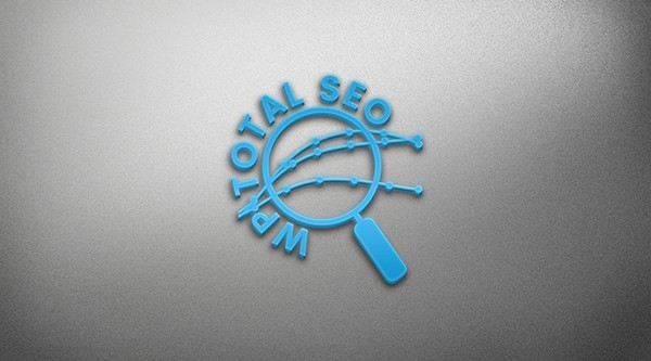 Logo for a WordPress SEO tool