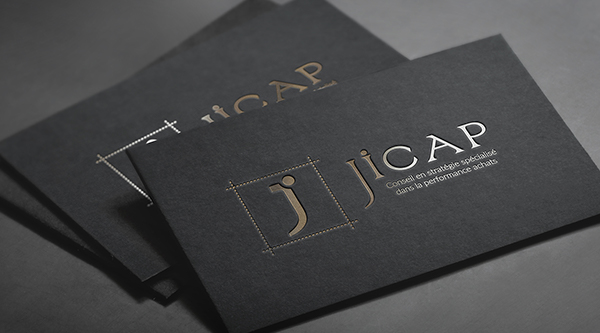 TA logo proposal for a consulting firm with a strategy market position JICAP