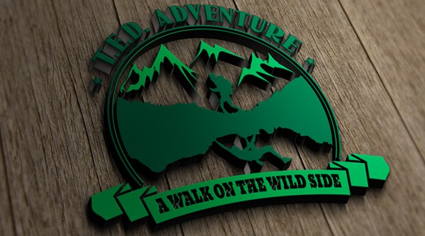 Logo for T.E.D. Adventure